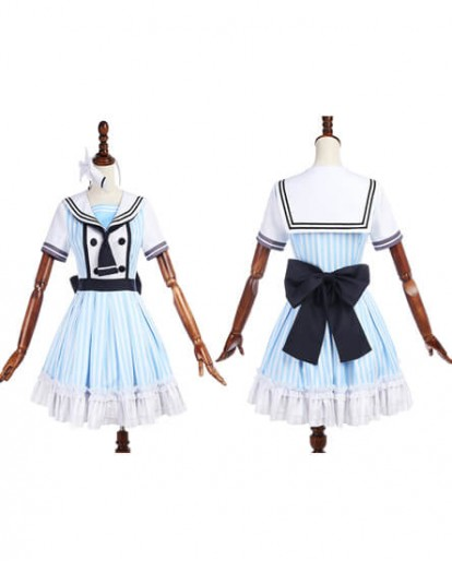 Lovelive Love Live Nozomi Tojo Sailor Dress Cosplay Costume