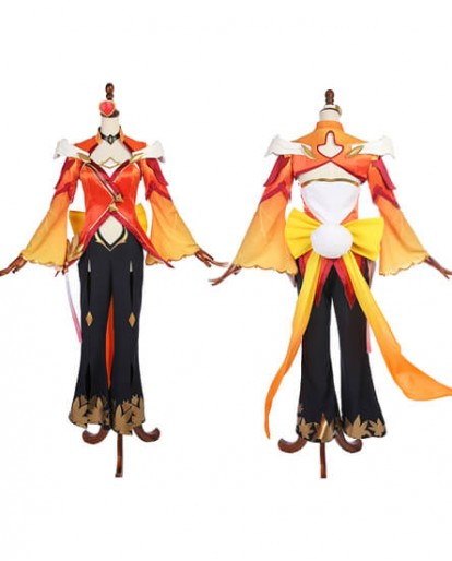 King Of Glory GongSunLi Cosplay Costume Game costume