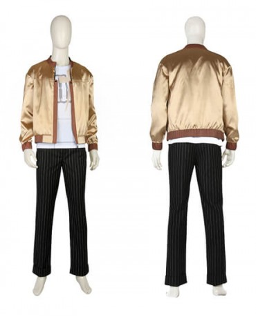Love and producer Zhou Qi Luo Cosplay Costumes Uniform Suit