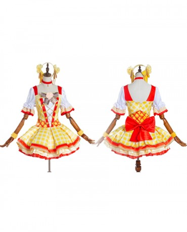 Love Live! Skirt Dress Anime Cosplay Costume