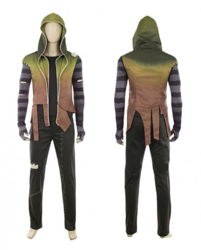 Identity V Mercenary Halloween Cosplay Costume
