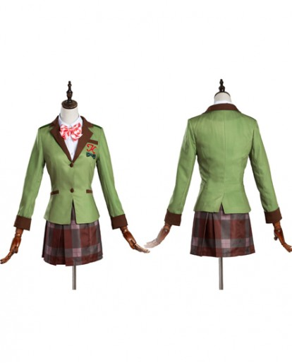 Anime Tada Never Falls in Love Theresa Wagner Cosplay Costumes JK School Uniform Suit