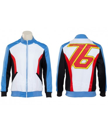 Overwatch Soldier 76 Sweater Cosplay Costume