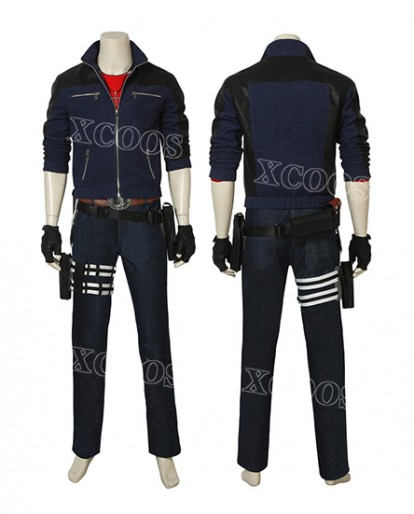 2018 New JUST CAUSE 3 Rico Rodriguez Cosplay Costume Halloween Costume