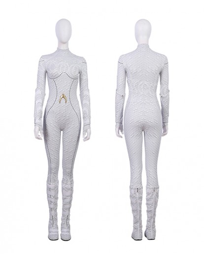 2019 Hot Movie Aquaman Atlanna Cosplay Costume Women Bodysuit
