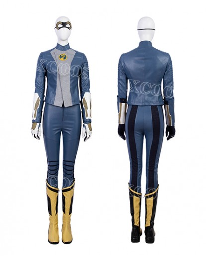 Popular DC The Flash Season 5 Nora West-Allen XS Cosplay Costume