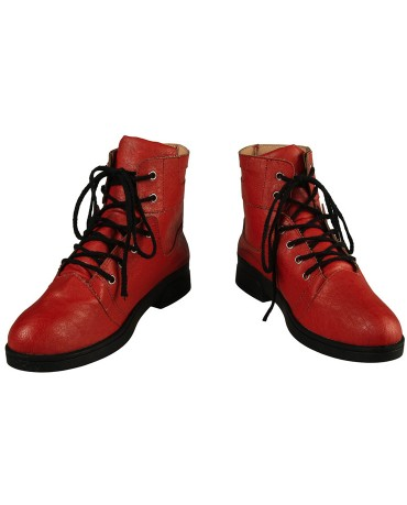 Hot game FINAL FANTASY VII FFVII FF7 Tifa·Lockhart Costume Boots Women Boots