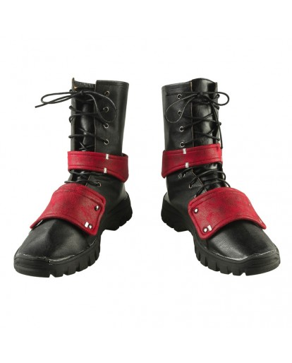 Latest Deadpool 2 Wade Wilson Halloween Cosplay Boots