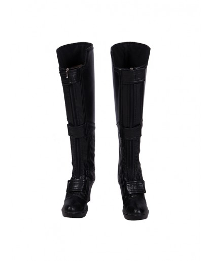 Avengers Endgame Black Widow Natasha Romanoff Women Cosplay Boots