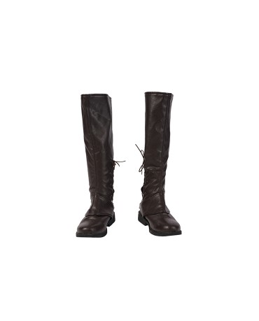 Game of Thrones Arya Stark Season 8 Cosplay Boots Women Boots