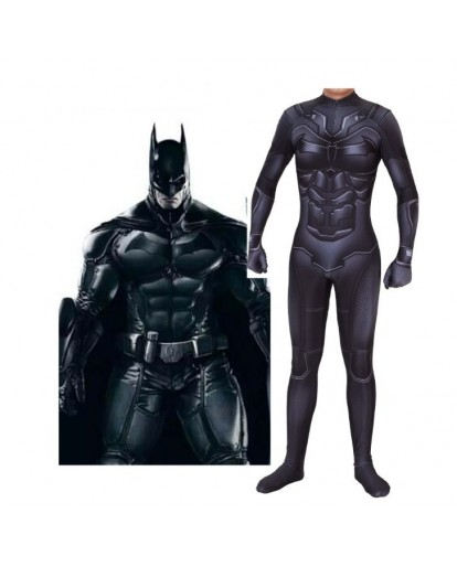 Game Batman:Arkham Origins Cosplay Costume