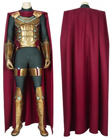 Spider-Man: Far From Home Mysterio Quentin Beck Cosplay Costume