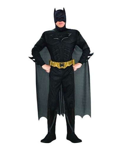 Men's Batman The Dark Knight Rises Cosplay Costume