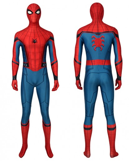 2019 Spider-Man Far From Home Peter Parker Cosplay Costume