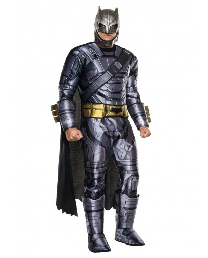 Batman V Superman: Dawn of Justice Batman Armored Cosplay Costume
