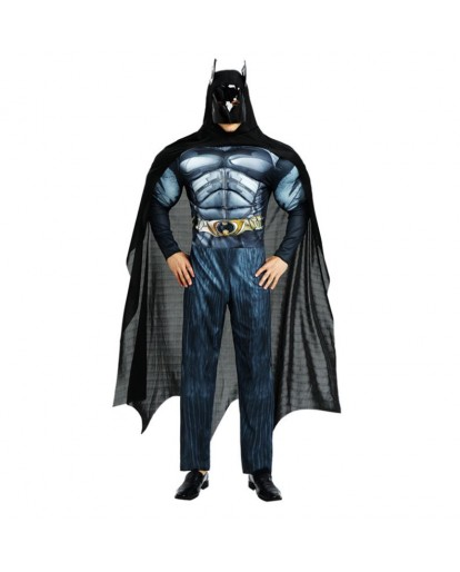 Halloween Vintage Batman Cosplay Costume Jumpsuit