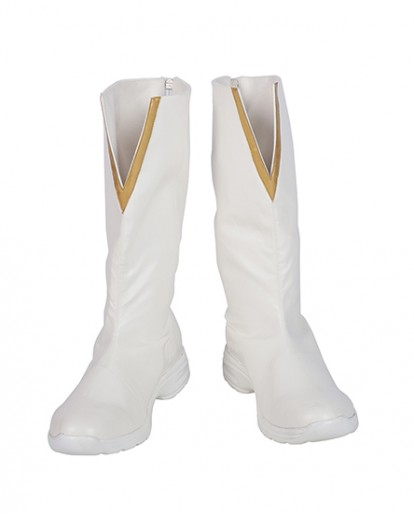 The Flash Season 5 August Heart Godspeed Cosplay Boots