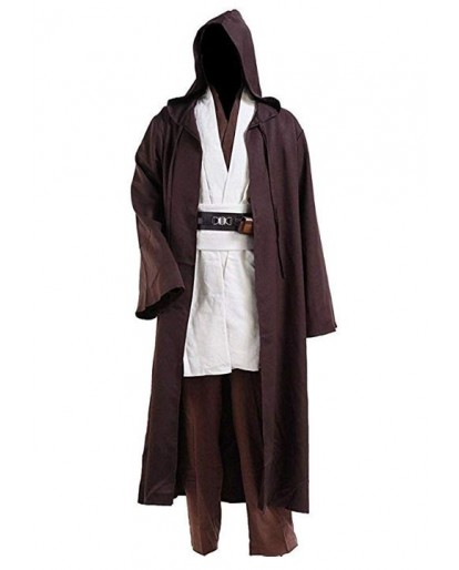Star Wars Cosplay Costume Tunic Robe Full Set