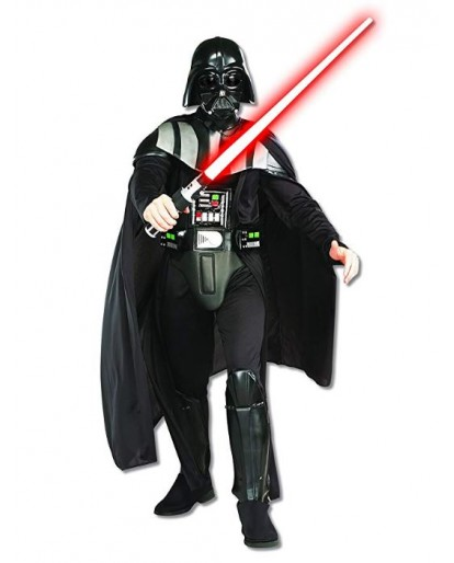 Star Wars Darth Vader Cosplay Costume jumpsuit