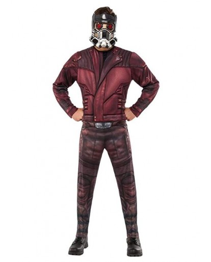 Marvel Guardians of the Galaxy Ⅱ Star-Lord Cosplay Costume