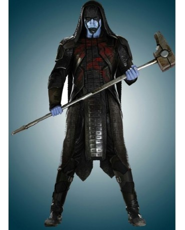 Marvel Guardians of the Galaxy Ronan The Accuser Cosplay Costume