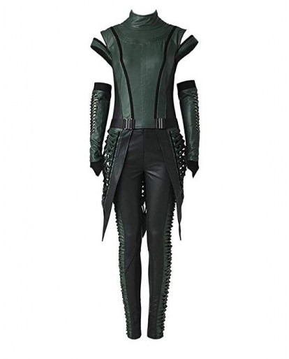 Marvel Guardians of the Galaxy Mantis Cosplay Costume Outfit