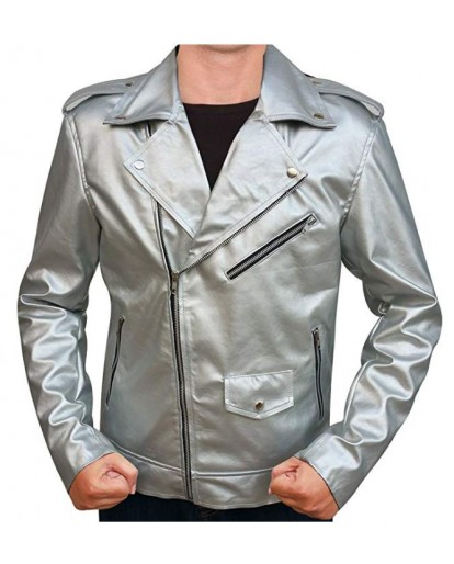 X-Men Days of Future Past Quicksilver Cosplay Costume Jacket