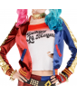 Suicide Squad Joker Harley Quinn Cosplay Costume Outfit
