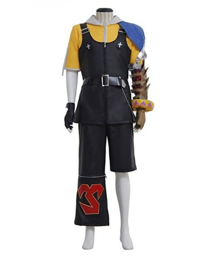 Final Fantasy Tidus Cosplay Costume
