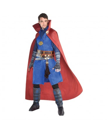 The Avengers: Infinity War Dr. Strange Cosplay Costume