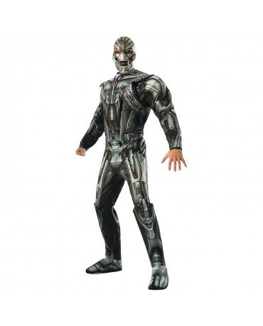Avengers Age of Ultron Ultron Cosplay Costume Jumpsuit