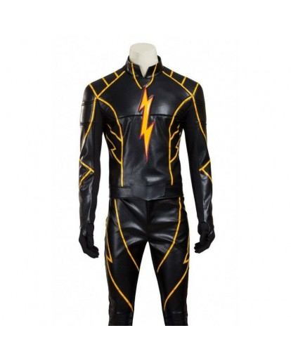 The Flash Season 3 Edward Clariss The Rival Flashpoint Cosplay Costume