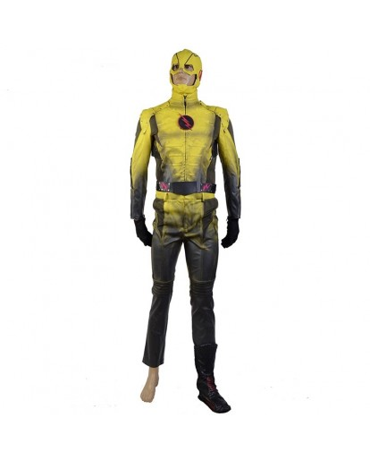 The Flash Professor Zoom Eobard Thawn Cosplay Costume