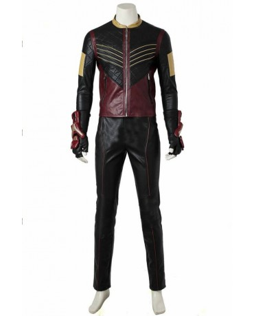 The Flash Vibe Cisco Ramon Cosplay Costume Outfit