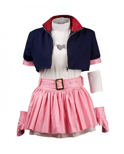 RWBY Nora Valkyrie Cosplay Costume Dress