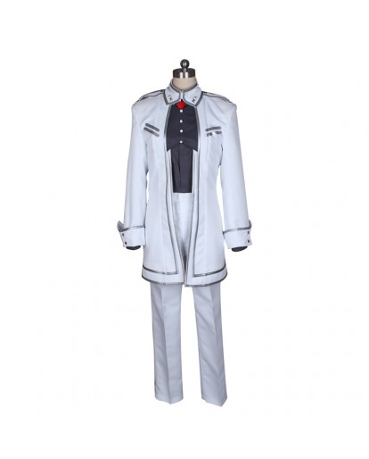 RWBY James Ironwood Cosplay Costume Set
