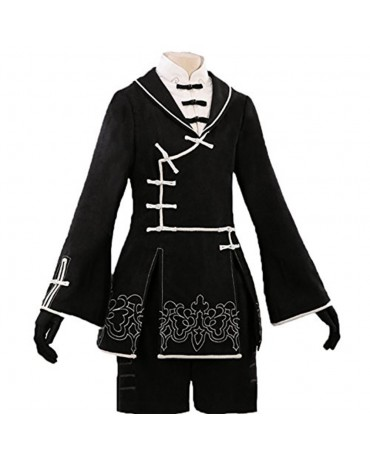 NieR: Automata YoRHa Chinese Style Cosplay Costume