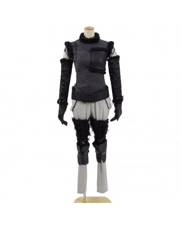 NieR: Automata YoRHa Type A No. 2 Cosplay Costume Winter Suit