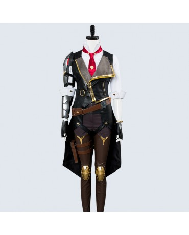 OW Overwatch Ashe Cosplay Costume