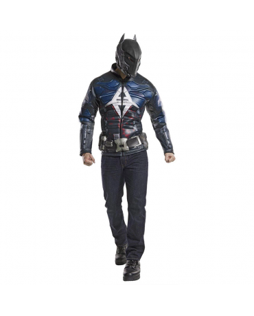 Batman Arkham Knight Muscle Chest Cosplay Costume