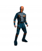 Batman Arkham Deathstroke Cosplay Costume