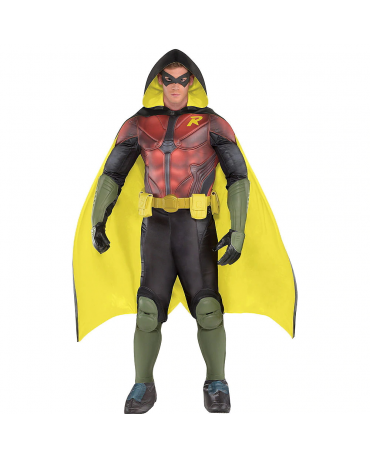 Batman Arkham Knight Robin Cosplay Costume