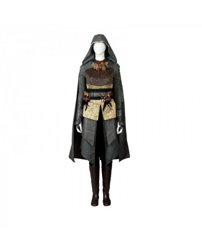 Assassin's Creed Sophia Rikkin Cosplay Costume