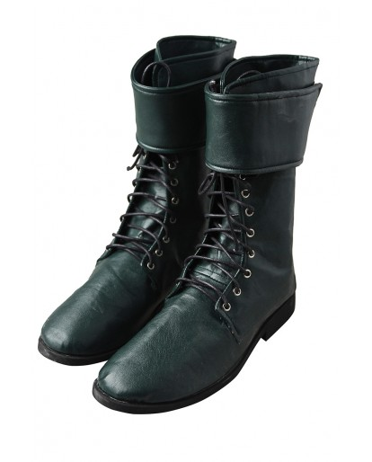 Arrow Oliver Queen Green Arrow Cosplay Shoes Boots