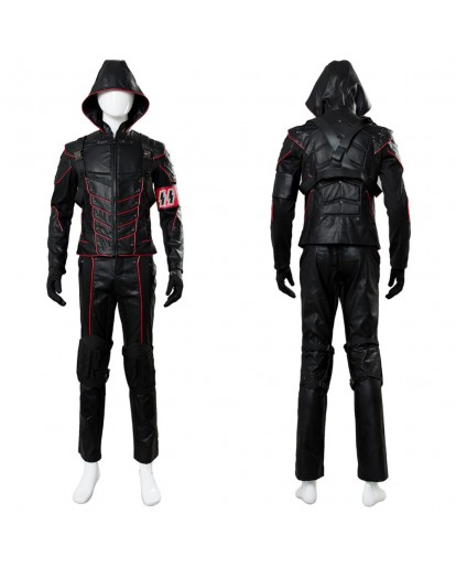 Green Arrow Tommy Merlyn Cosplay Costume