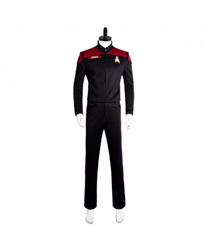 Star Trek Online Final Decision Cosplay Costume Uniform