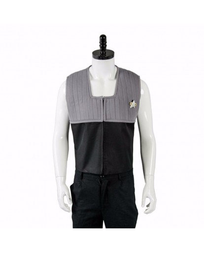 Star Trek Nemesis Duty Uniform Vest Cosplay Costume