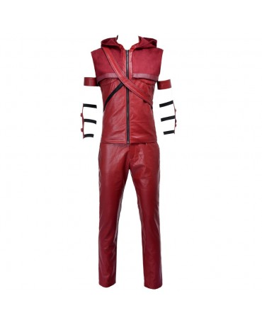 Green Arrow Season 2 Roy Harper Cosplay Costume