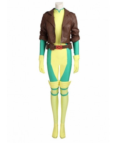 X-Men Rogue Cosplay Costume