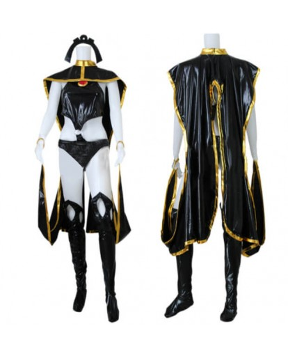 X-Men Superhero Storm Cosplay Costume